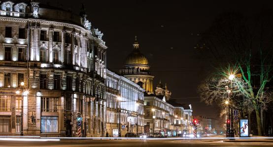 俄罗斯,彼得,圣彼得堡,圣。