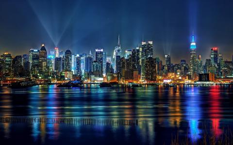美国,新泽西州,联合城市,联合山,纽约市