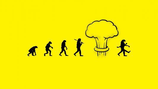 进化,壁纸