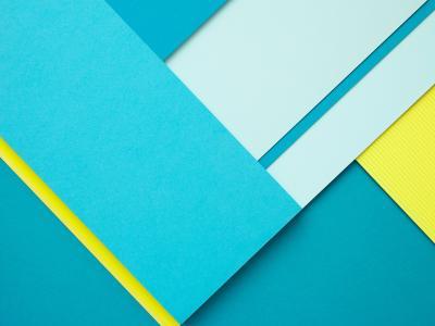 android 5.0,蓝色,矩形,线条,棒棒糖,设计,材质