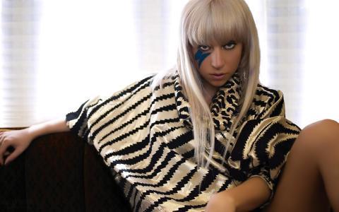 Lady Gaga的,歌手,音乐家,令人震惊