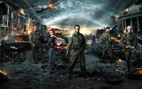 士兵,戏剧,军事,斯大林格勒
