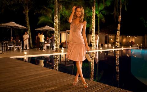 Alessandra Ambrosio,巴西模特,Alessandra Ambrosio,天使,维多利亚秘密