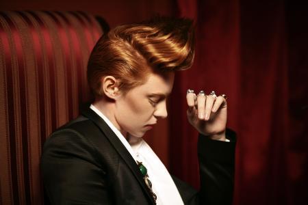 la roux,红发,歌手