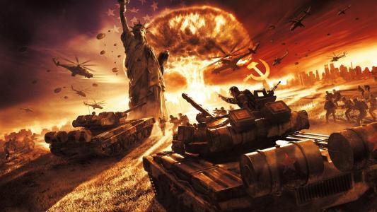 苏联,美国,战争