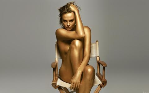 查理兹·塞隆,演员,女孩,身体,美女