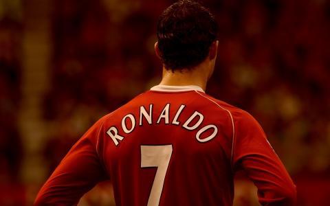 足球运动员,罗纳尔多,足球