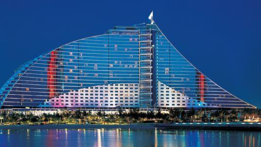 海滩,酒店,迪拜,壁纸