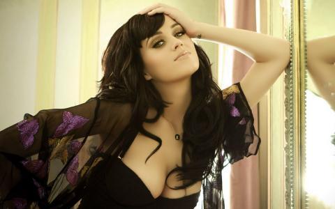 凯蒂佩里,歌手,音乐家,胸部,纹身