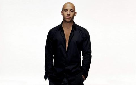 葡萄酒柴油,演员,衬衫,Vin Diesel