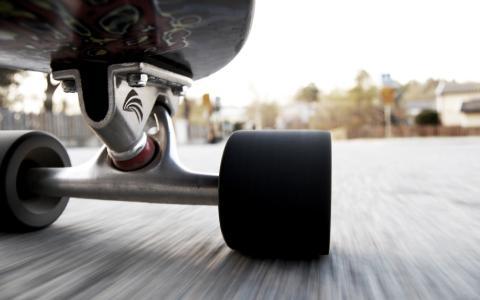 滑冰,轮子,运动,速度