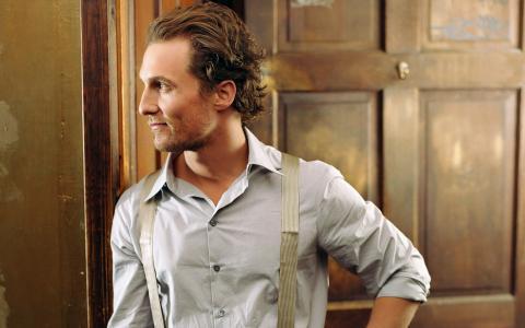 Matthew McConaughey,演员,走廊,Matthew McConaughey