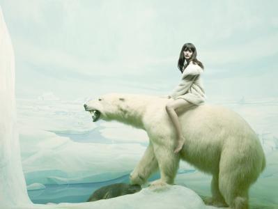 Erik Almas,Eric Almas,北极熊,创意